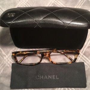 Chanel Glasses Tortoise frames